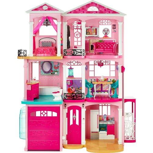 742adaec5d Mattel Barbie Dreamhouse FFY84 887961498486