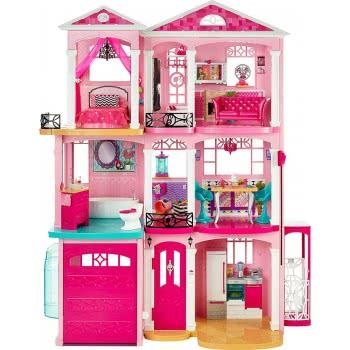 Mattel Barbie Dreamhouse - Ονειρεμένο Σπίτι Της Barbie FFY84 887961498486