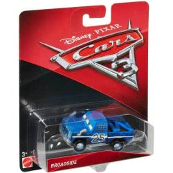 Mattel Disney/Pixar Cars 3 Broadside Die-Cast DXV29 / DXV75 887961403176