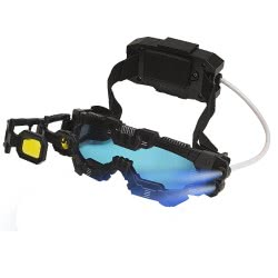 Just toys Spy 2X Night Mission Goggles 10400 840685104002