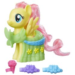 Hasbro My Little Pony Runway Fashions Fluttershy Κούκλα B8810 / B9621 5010993330195