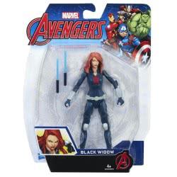 Hasbro Marvel Avengers Black Widow φιγούρα δράσης 15εκ. B9939 / C0650 5010993346363