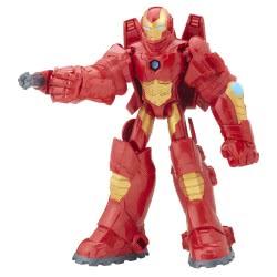 Hasbro Marvel Avengers Iron Man Φιγούρα 15εκ. και Πανοπλία B9940 / C0479 5010993346479