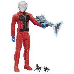 Hasbro Marvel Avengers Titan Hero Ant-Man Φιγούρα 30εκ. & Αξεσουάρ B5773 / B6148 5010993350971