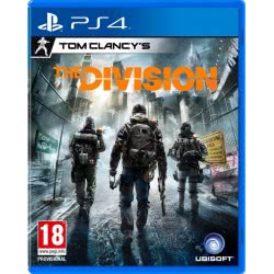 UBISOFT PS4 tom clancys the division  3307215804377