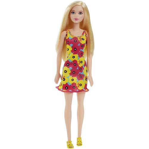 eb5818668df8 Mattel Barbie Μοντέρνα φορέματα-κίτρινο φόρεμα