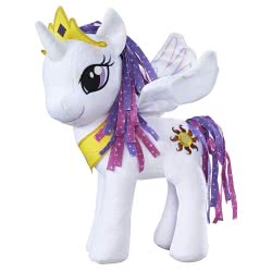 Hasbro My Little Pony Friendship Is Magic Princess Celestia Feature Wings Λούτρινο B9821 / C0119 5010993332786
