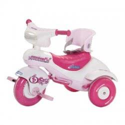 Peg-Perego Toys Ποδηλατάκι Peg-Perego Cucciolo Girl PD0622 8005475324769