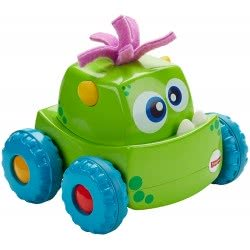 Fisher-Price FISHER PRICE PRESS `N GO MONSTER TRUCK GREEN DRG16 / DRG15 887961333268