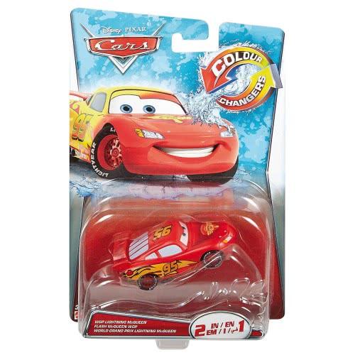 Mattel Disney/Pixar Cars Color Changers Vehicles Lightning McQueen CKD15 / CKD16 887961111200