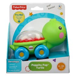 Fisher-Price Οχηματάκια Poppity Pop Χελώνα BGX29 / BFH75 746775309893