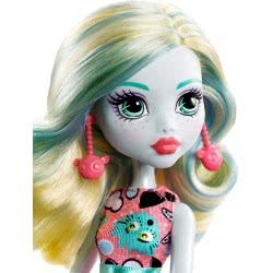Mattel Monster High Βασικοί Μαθητές - Lagoona Blue Emoji Κούκλα DTD90 / DVH20 887961369403