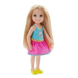Mattel Barbie Chelsea And Friends - Chelsie DWJ33 / DWJ27 887961382525