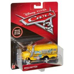 Mattel Disney/Pixar Cars 3 Deluxe Οχηματάκια Oversized Miss Fritter DXV90 / DXV94 887961403589