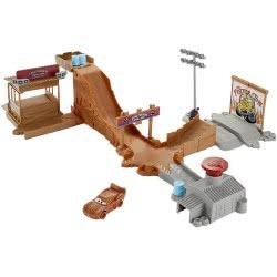 Mattel Disney Pixar Cars 3 Thunder Hollow Challenge playset DVT46 / DYB00 887961407020
