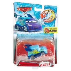 Mattel Disney/Pixar Cars Color Changers Αυτοκινητάκια, DJ CKD15 / T5641 027084916836