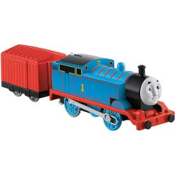 Fisher-Price Τόμας Μηχανοκίνητα Τρένα Με Βαγόνι, Thomas BMK87 / BML06 746775384463