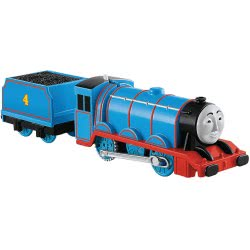 Fisher-Price Τόμας Μηχανοκίνητα Τρένα Με Βαγόνι, Gordon BMK87 / BML09 746775384494