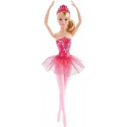 Mattel Barbie Μπαλαρίνα Κούκλα, Ροζ DHM41 / DHM42 887961216776