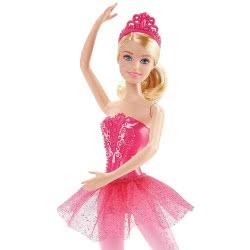 Mattel Barbie Ballerina Doll, Pink DHM41 / DHM42 887961216776