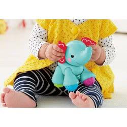 Fisher-Price JUNGLE ANIMALS ELEPHANT CGG86 / CGG82 887961063684