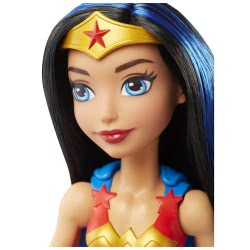 Mattel Κούκλα DC Super Heroes Girls Training Dolls Wonder Woman DMM23 / DMM24 887961282634