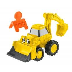 Fisher-Price Bob The Builder Scoop Vehicle Die-Cast CJG91 / CJG92 887961096903