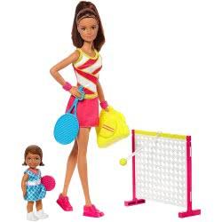 Mattel Barbie Careers Tennis Instructor DVG13 / DVG15 887961368482