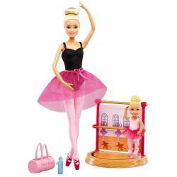 Mattel Barbie Careers Ballet Instructor DVG13 / DXC93 887961393378