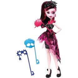 Mattel Monster High Βασικοί Μαθητές - Draculaura DNX32 / DNX33 887961310122