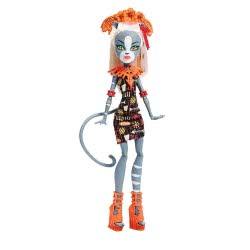 Mattel Monster High Ghouls Getaway Meowlody DKX94 / DKX96 887961251401