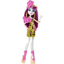 Mattel Monster High Ghouls Getaway Spectra Vondergeist Ημέρα Λουλουδιών DKX94 / DKX97 887961251418