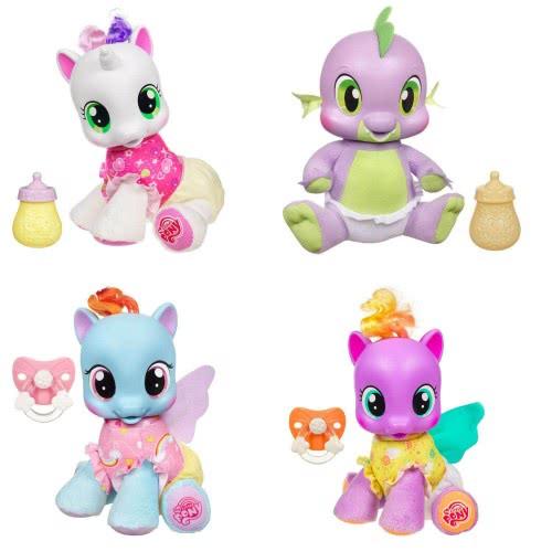 Hasbro My Little Pony Mlp So Soft Newborns ( 27858 5010994543624