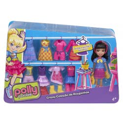 Mattel Polly Pocket σετ μόδας CFY28 / CFY30 887961060935