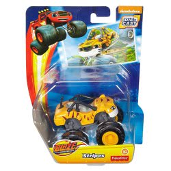 Fisher-Price Blaze & The Monster Machines Stripes CGF20 / CGH56 887961064483