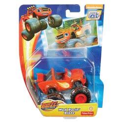 Fisher-Price Blaze Vehicle Die Cast Mud Racing Blaze CGF20 / CJJ47 887961098488