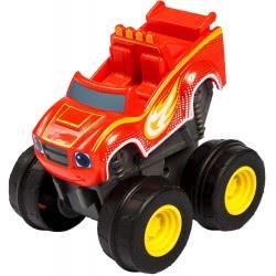 Fisher-Price Blaze Οχήματα Slam And Go - Speed Light Blaze Truck CGK22 / DYT98 887961422412
