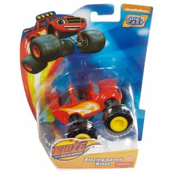 Fisher-Price Blaze & The Monster Machines Blazing Speed Blaze CGF20 / CJJ48 887961098495