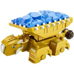 Mattel Dinotrux Die-Cast Vehicle - Wrecka CJW96 / DKD66 887961236217