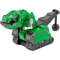 Mattel Dinotrux Die-Cast Οχηματάκια - Green Tyrux CJW96 / DTV72 887961365252