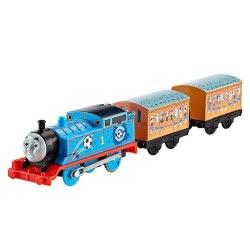 Fisher-Price Thomas and Friends TrackMaster RED VS BLUE THOMAS BMK93 / DFM83 887961176056