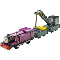 Fisher-Price Thomas and Friends TrackMaster Ryan and Jerome Train BMK93 / DVF85 887961368345