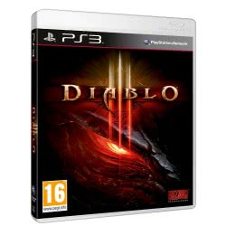 BLIZZARD PS3 Diablo III  5030917126581