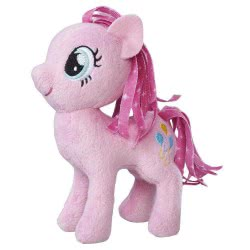 Hasbro My Little Pony Friendship Is Magic Pinkie Pie Μικρό Λούτρινο B9819 / C0103 5010993332489