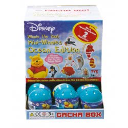 TOMY Μπαλάκια Display Winnie 20-8052 5011666080522