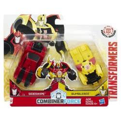 Hasbro Transformers Robots in Disguise Combiner Force Crash Beeside C0628 / C0630 5010993350575