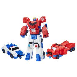Hasbro Transformers Robots in Disguise Combiner Force Crash PrimeStrong C0628 / C0629 5010993350582