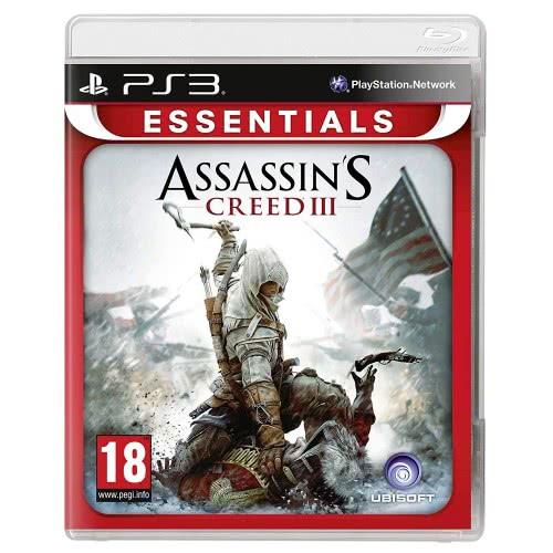 UBISOFT PS3 Assassins Creed III Essentials 008681 3307215772362