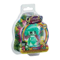GIOCHI PREZIOSI Glimmies Rainbow Friends κούκλα - 12 σχέδια GLN00210 8056379036197