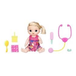 Hasbro Baby Alive Sweet Tears Baby, Μωρούλι-Αρρωστούλι(Ξανθό) C0957 5010993381999